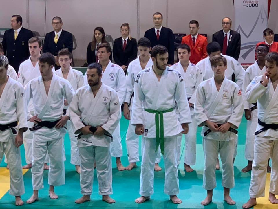 Calendrier Judo Occitanie.Tournoi Label Excellence De Toulouse Juniors Le Fuji